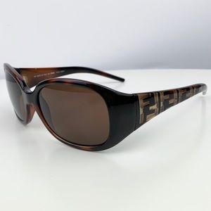 Fendi Rare Zucca Sunglasses